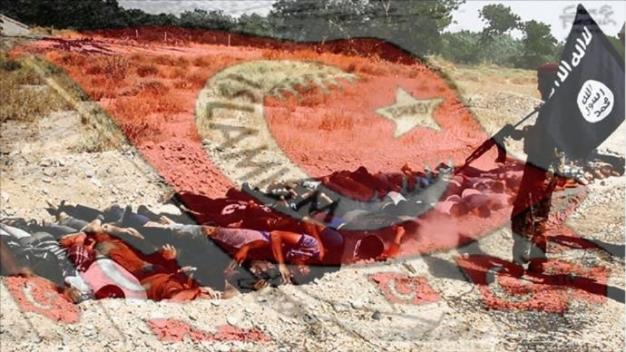 اسنادی درباره نحوه حمایت ترکیه از داعش