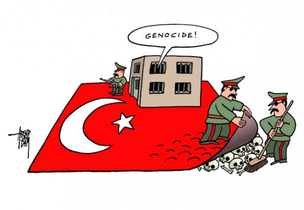 پیشینه و دلایل سیاست نفی و انکار نسل کشی ارمنیان در دولت های ترکیه