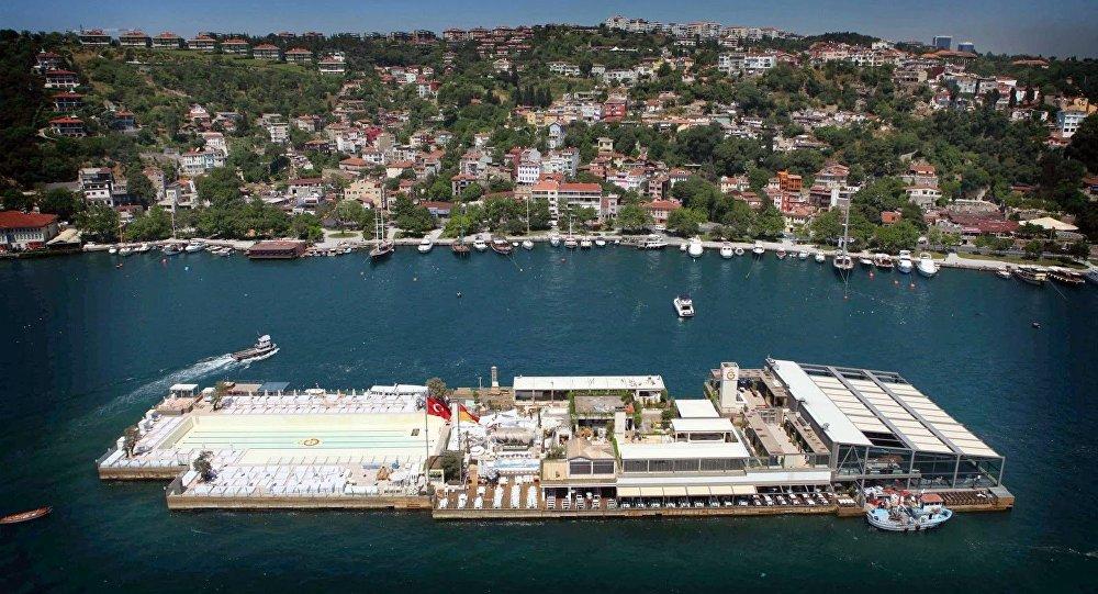 ماجرای جزیره معروف استانبول «جزیره سوآدا، سرکیس یا جزیره گالاتاسرای»