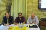 گزارش جلسه سخنرانی در خصوص اوضاع سیاسی قفقاز در سال 1918 میلادی و وقایع جنگ سارداراباد