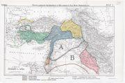 سایکس- پیکو را فراموش کنید،معاهده سور است که خاورمیانه مدرن را تشریح می کند