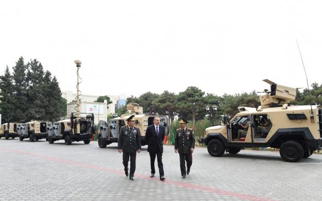 فروش سلاح های اسراییلی به جمهوری آذربایجان، معامله بزرگ نفتی و قلمرو فعالیت برای موساد