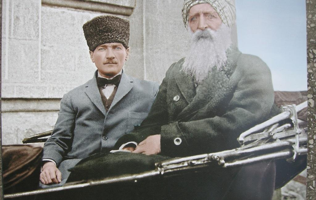 موضوع ممنوعه:سید رضا روحانی کرد علوی قبل از حلق آویز شدن به آتاتورک چه گفت؟