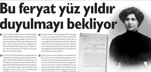 انتشار سندی مهم از نسل کشی ارمنیان توسط مورخ ترک