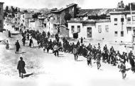 ابلاغیه تبعید اجباری و نسل کشی ارمنیان در روزنامه استانبول 1919 میلادی