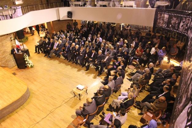 مراسم یادبود نود و نهمین سالگرد نسل کشی ارمنیان