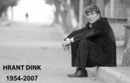 بمناسبت هفتمین سالگرد ترور هراند دینک روزنامه نگارفقید ارمنی در ترکیه