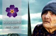 پیرزن 102 ساله ارمنی،شاهد نسل کشی ارمنیان مادرم مرا در خورجینی قرار داد و من نجات پیدا کردم