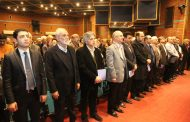 گزارش مراسم بزرگداشت هنرمندان ارمنی