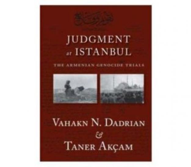 انتشار کتاب دادگاهی مقصرین نسل کشی ارامنه در ترکیه