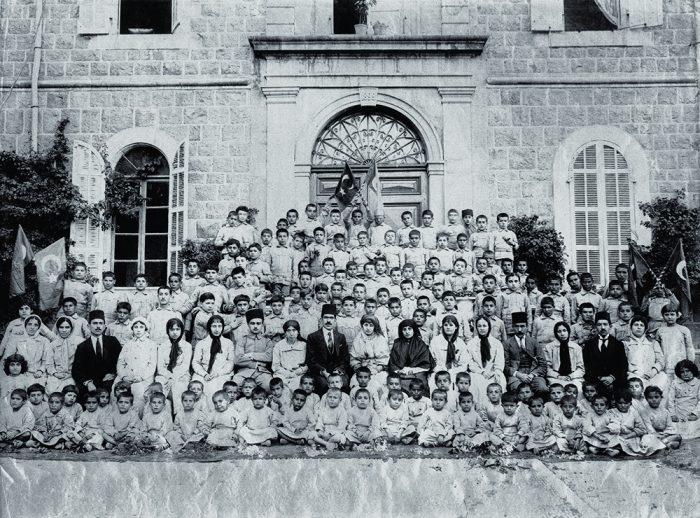 یتیم خانه های دولتی امپراتوری عثمانی،مراکزی برای تغییر دین اجباری کودکان ارمنی