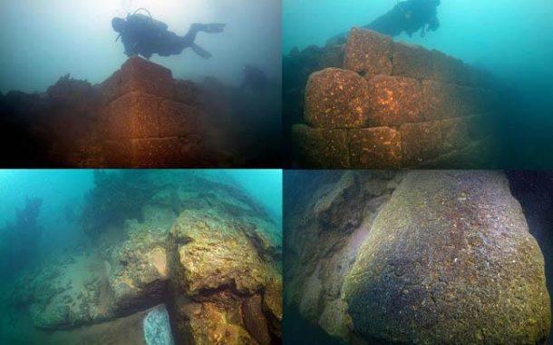 کشف آثار باستانی از تمدن ارمنی در دریاچه وان