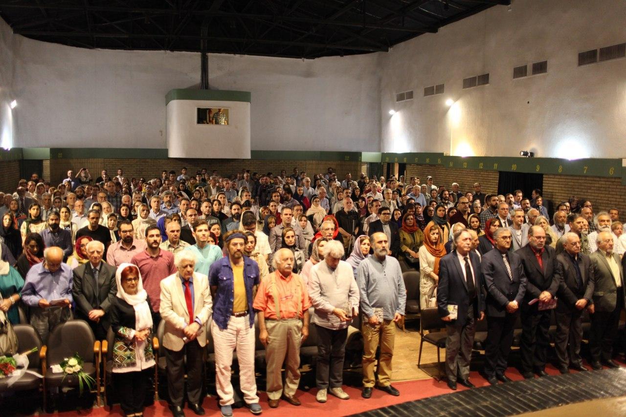 مراسم نقش ارمنیان در تئاتر ایران