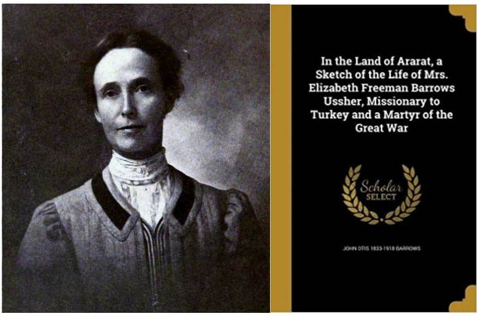الیزابت فریمن باروس اوسهر شاهد عینی نژادکشی ارمنیان