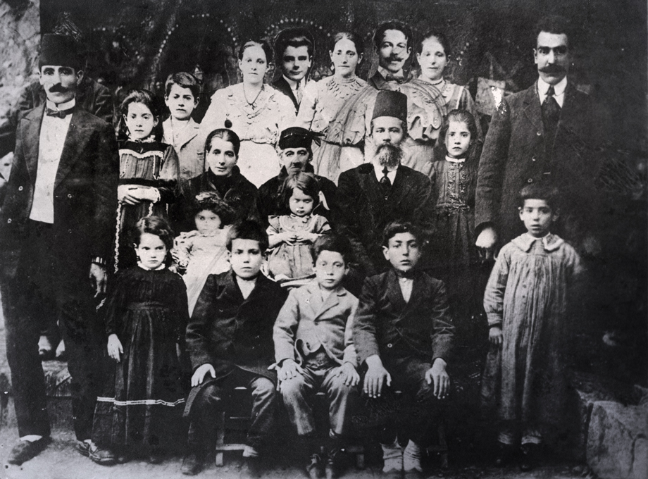 نژادکشی ارمنیان و پاک سازی قومی شهر خاربرت ارمنستان غربی
