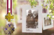 گاگیک استپانیان قهرمان ملی ارمنستان در جنگ آرتساخ