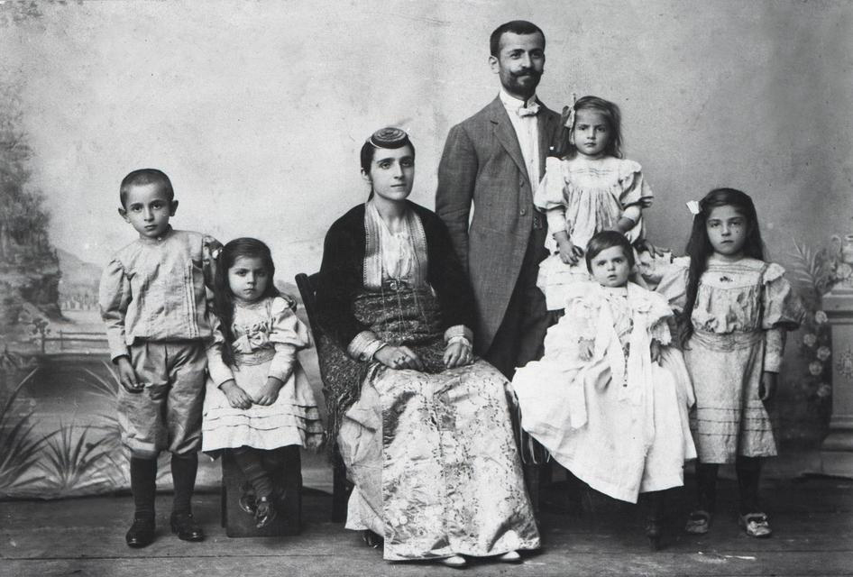19 مه روز یادبود نسل کشی یونانیان در ترکیه عثمانی است.