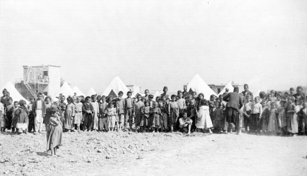 فیلمی از نسل کشی ارامنه