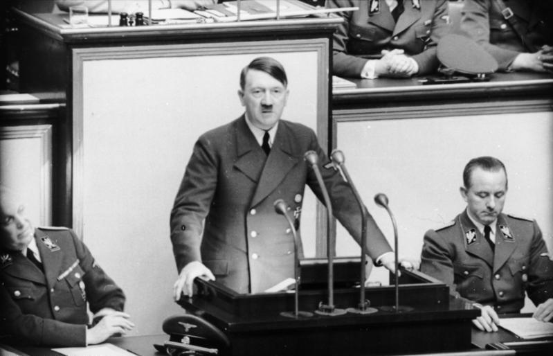 بیانات جهانیان و نسل کشی ارامنه (آدولف هیتلر)
