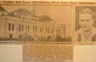 ويليام موريس گيلبرت شاهد نسل کشی ارمنيان که هزاران يتيم ارمنی را نجات داد